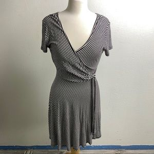 Rolla Coster woman's striped dress